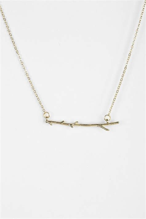 Branch Necklace branch necklace