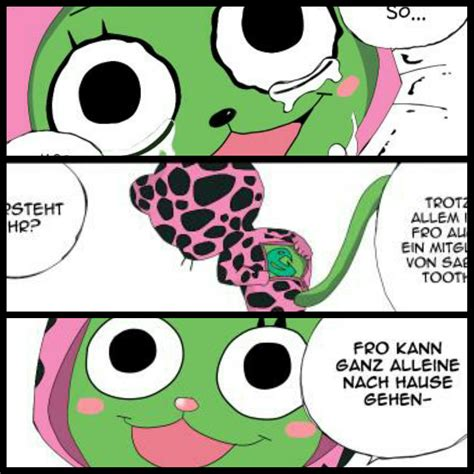 fairy tail spring festival  home frosch