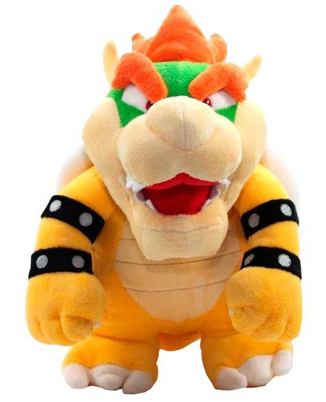 Mario Bros 41 peluche mario bros bowser 41 cm para pro gameplanet