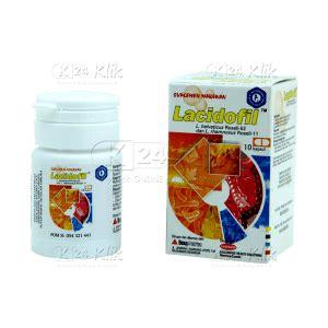Jual Lacbon Tablet Isi 10 Probiotik Lactobacillus jual beli lacidofil k24klik