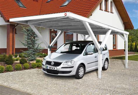 Carport Hersteller by Holz Carport Bausatz Weka 171 Y Doppelcarport 187 Ebay