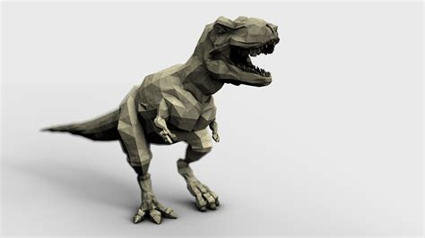 T Rex Origami - origami t rex flickr photo
