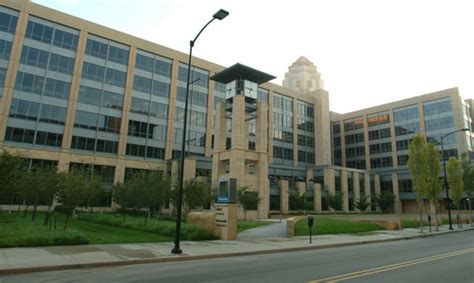 Nationwide Corporate Office by Nationwide Insurance Headquarters