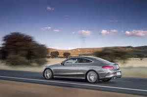 the 2016 mercedes c class coupe is a dash of elegance