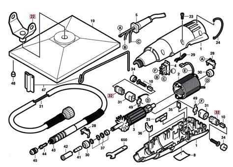 dremel parts diagram buy dremel 232 f0130232ca replacement tool parts