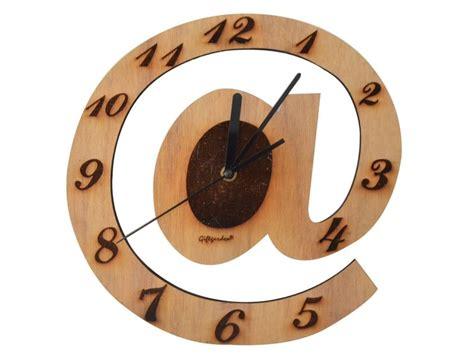 horloge murale lettre arts horloges pour d 233 coration murale vente de horloge conforama