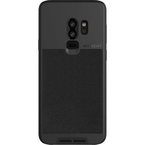 H Samsung S9 Moment Photo For Samsung Galaxy S9 Black Canvas 319 012