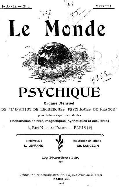 Charles Lancelin - O Magnetizador Francês