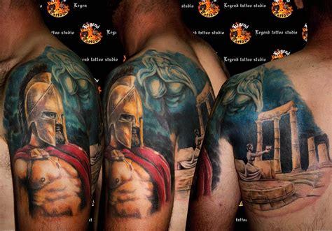 300 spartan tattoo designs 300 spartan designs and ideas on shoulder arm 300
