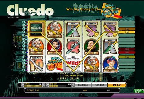 discover mysterious bonuses play cluedo slot game