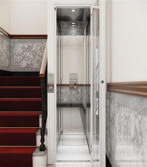 ascensori piccoli per interni elevatori piccoli ascensori domuslift xs