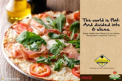 california pizza kitchen on behance