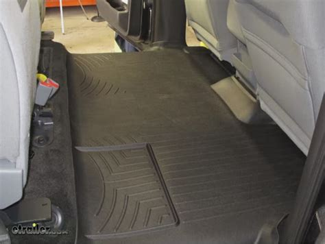 Weather Tech Floor Mats Review compare weathertech 2nd vs husky liners classic etrailer