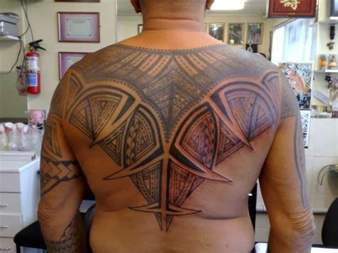 samoan back tattoo designs 12 best tribal back tattoos designs