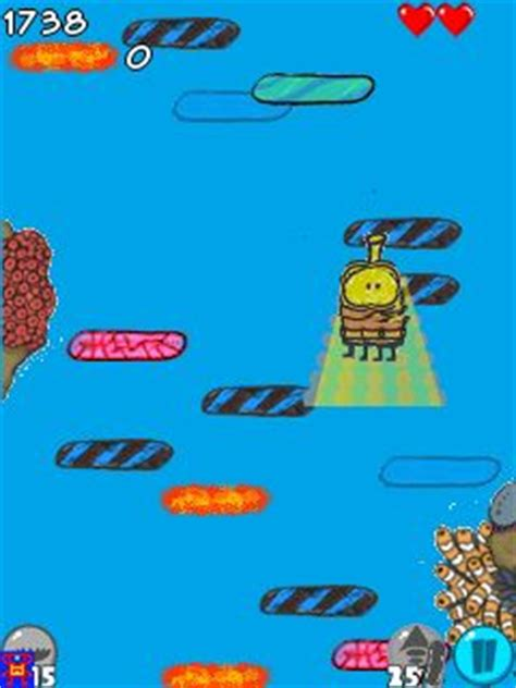 doodle jump for java touchscreen doodle jump in water java for mobile doodle jump