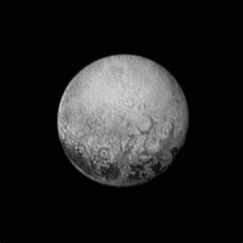 new images of pluto new horizons last look at pluto s charon facing