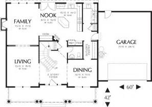 2500 sq ft floor plans farmhouse style house plan 4 beds 2 50 baths 2500 sq ft plan 48 105