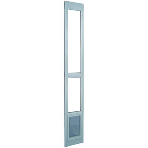 patio panel pet doors pet modular patio panel pet door in white petco