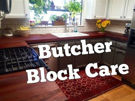 how to care for butcher block countertops how to take care of butcher block countertops butcher