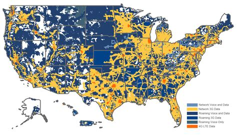 cell phone coverage map usa sparrow mobile