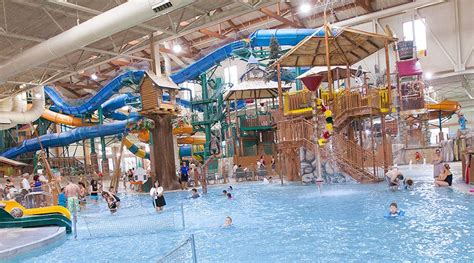 Build A Cabana by 150 Million Great Wolf Lodge Indoor Water Park Resort