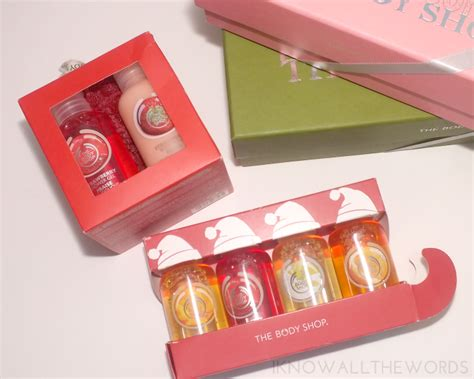Sn Shop Gift Bag Strawberry the shop 2014 gift sets i all the words
