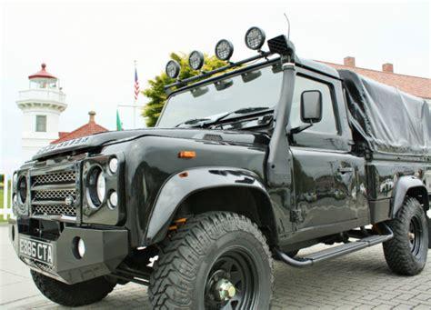 where to buy car manuals 1988 land rover range rover regenerative braking 1988 land rover defender 110 pick up quot the black puma