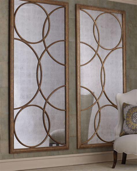lattice wall decor richard collection quot lattice quot mirrored wall decor