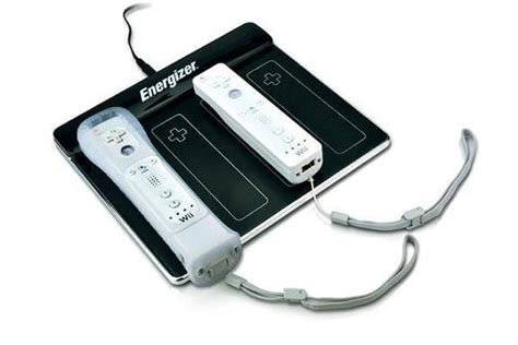 induction charger wii new energizer wiimote induction charger