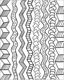 simple drawing patterns pinterest the world s catalog of ideas