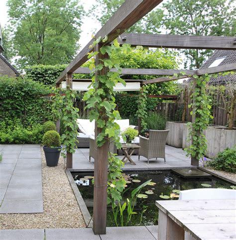 tuin pergola met schuifdak zelf een pergola maken werkbeschrijving bij groei nl