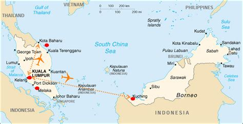 voli interni malesia 3 settimane in malesia appunti in valigia