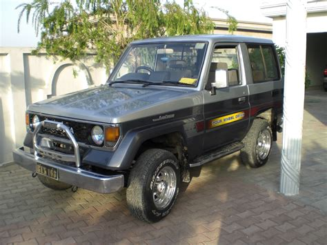 1986 Toyota Land Cruiser Toyota Land Cruiser 1986 Of Mughalz123 Member Ride 14798