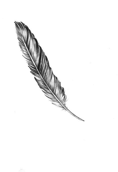 feather tattoo to draw quill tattoo symbolizes journalism and writing inked