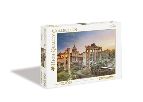 Set Hq Premium Mustika Fanta forum romanum 2000 pi 232 ces high quality collection clementoni