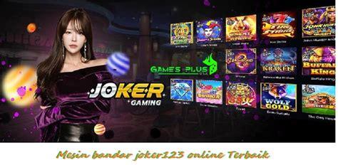 mesin bandar joker  terbaik menggunakan bonus  promo