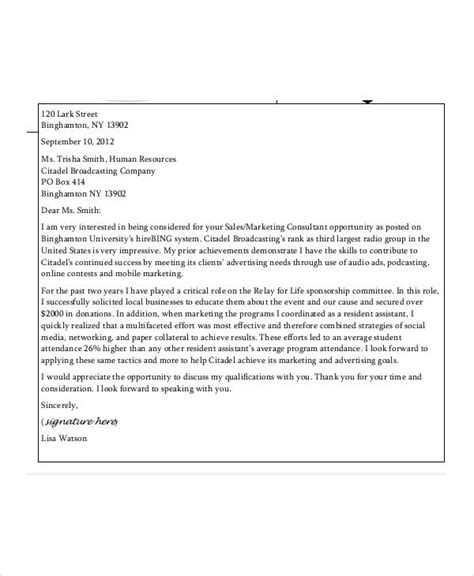 thank you cover letter format 25 sle thank you letter formats