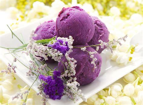 Prepare for Summer with Ube Ice Cream Scrub
