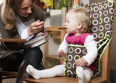 The Totseat svan baby toddler totseat table feeding made simple on the go momstart