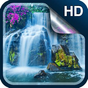 waterfall  wallpaper hd android apps  google play