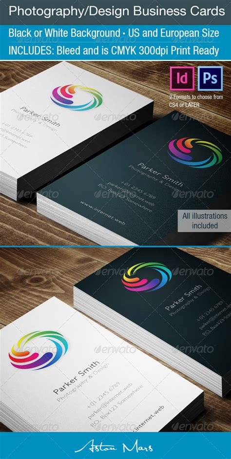 graphicriver wedding photography business card template photography business cards graphicriver