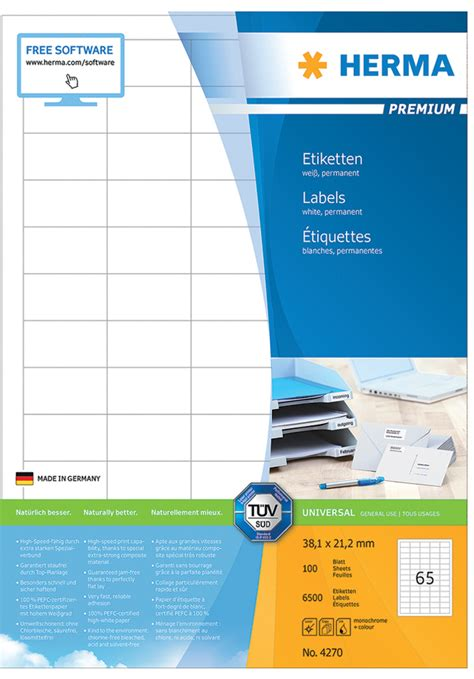 Adressaufkleber Herma by Technik Herma G 252 Nstig Kaufen Bei I Tec De