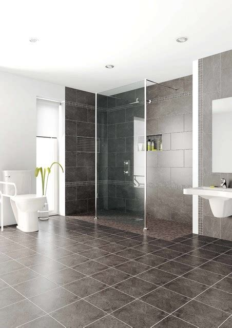 Handicap Accessible Bathroom Designs by Handicapped Accessible Universal Design Showers Modern