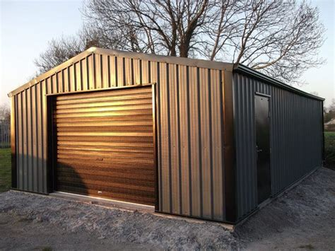 Prefab Garage Ni by Guide Steel Buildings Sheds And Garages