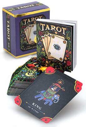 mini tarot card template tarot the complete kit mini kit by dennis fairchild