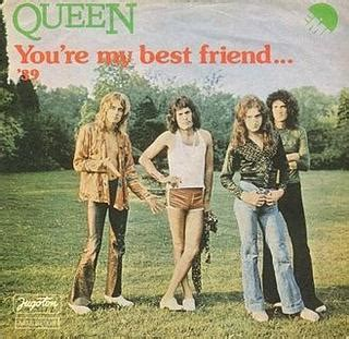 traduzione best of you you re my best friend song