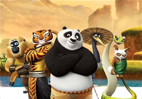 imágenes kung fu panda 3 kung fu panda 3 production notes art meets world