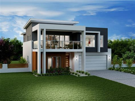 seaview 321 split level home designs in coffs harbour