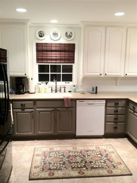 minimalist kitchen cabinets psicmuse com wonderful two tone kitchen cabinets pictures options