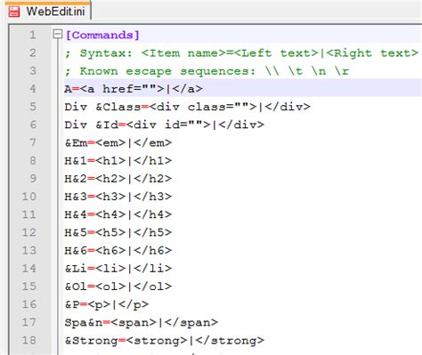 this examle uses the divposts tag to enable a custom loop how to add html tag keyboard and toolbar shortcuts to